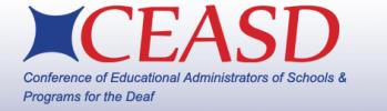 CEASD logo